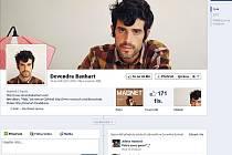 Facebooková stránka Devendra Banharta
