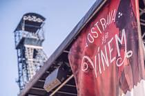 Snímek z uplynulých ročníků festivalu Ostrava žije vínem!