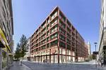 Podle tohoto návrhu studia Chalupa architekti se bude stavět parkovací dům za ostravskou katedrálou. V nejbližších týdnech dojde k podpisu smluv.