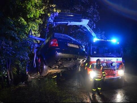 Nehoda v Ostravě-Michálkovicích