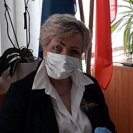 Radomíra Vlčková, starostka obvodu Vítkovice