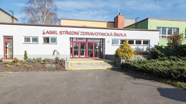 Střední zdravotnická škola Ostrava Agel.