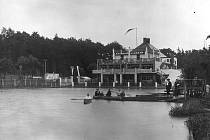Jarkova výletní restaurace, postavená na počátku 30. let 20. století v úpatí Hulváckého kopce, poskytovala nejen občanům Nové Vsi odpočinkovou zónu s příjemným posezením, hudbou a tancem. Nechyběly zde projížďky na loďkách, zimní kluziště, kuželky ani kul