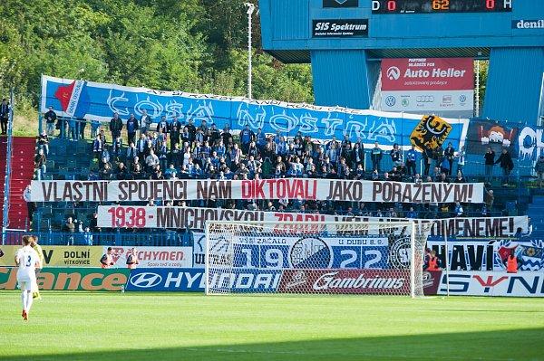 Baník Ostrava - Bohemians Praha 1905 1:0