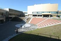 Aula VŠB-TU v Ostravě