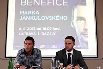 Marek Jankulovski zve na benefici.