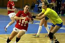 Mária Revajová je zpátky a v plné síle. Už v sobotu čeká její Porubu odveta osmifinále Challenge Cupu v Kosovu.