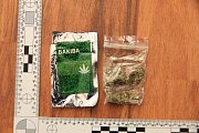 Policisté zajistili bezmála tisíc sáčků s nebezpečnou drogou. Nacházela se v šesti typech balení.
