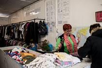 Majitelka second handu u Černé louky Hana Králová v červenci obchod zavře.