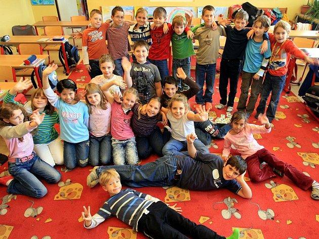 Žáci ze třetí třídy Základní školy Dvorského v Ostravě-Dubině odpovídali Deníku na tři zajímavé otázky.