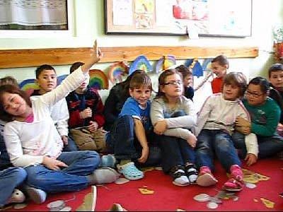 Ankety se školáky z prvního stupně ostravských základních škol