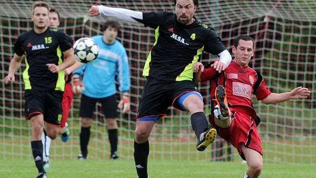 FC Heřmanice Slezská – FC MSA Dolní Benešov 0:1