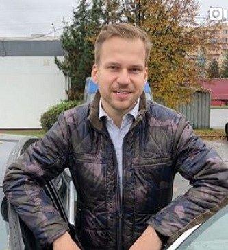 Martin Chodúr zveřejnil video z nákupů na poslední chvíli.