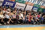 Utkání 3. kola Kooperativa NBL: NH Ostrava - Svitavy, 12. října 2019 v Ostravě.