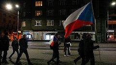 17. listopad, připomínka Dne boje za svobodu a demokracii.