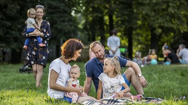 Ilustrační snímek. Rodina v Ostravě.