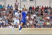 Tomáš Poznar rozhodl v sobotu svým třetím gólem v přípravě o výhře Baníku nad Trnavou.