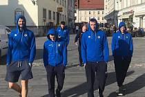Druhý zápas v Alpe Adria cupu odehrají opavští basketbalisté na palubovce slovinského Šenčuru.