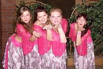 Taneční skupina THARA