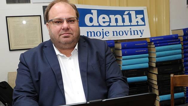 ON-LINE rozhovor s hejtmanem Miroslavem Novákem