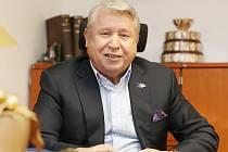 Majitel agentury TK Plus Miroslav Černošek.