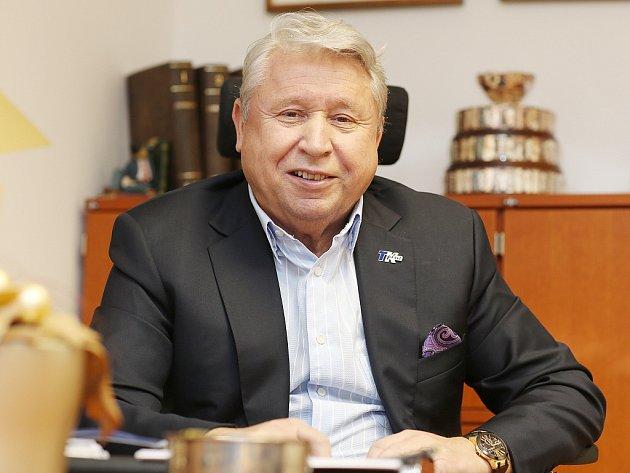 Majitel pořádající agentury TK Plus Miroslav Černošek tvrdí, že čtyřiapadesátá Zlatá tretra Ostrava bude jiná, než všechny předešlé.