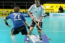 Z utkání Finsko - Estonsko