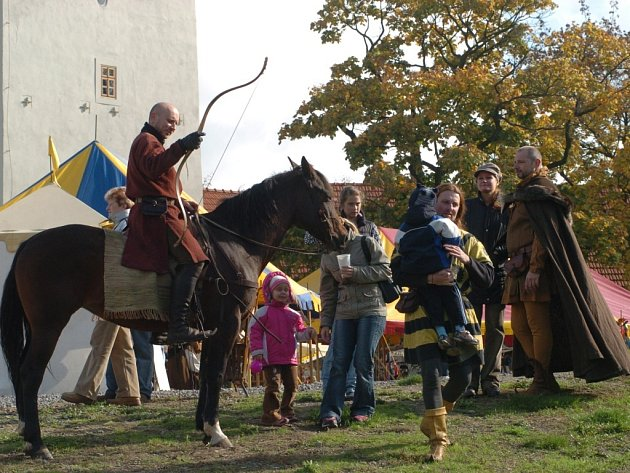 Slezskoostravský hrad patřil o víkendu hodokvasu.