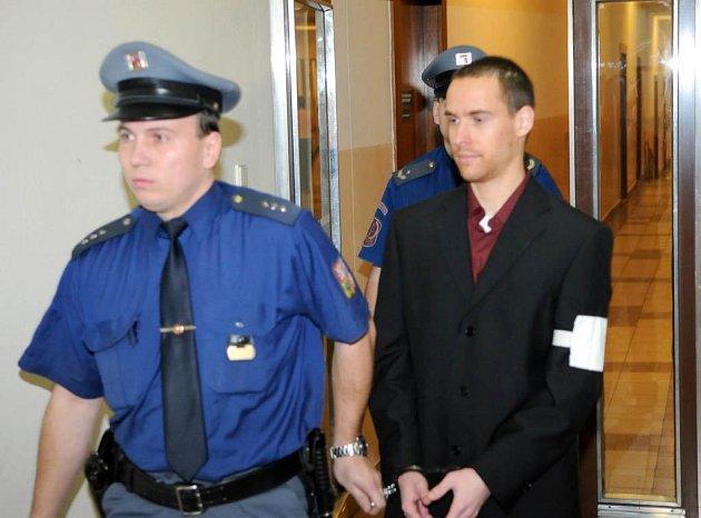 Jan Kurník u ostravského krajského soudu