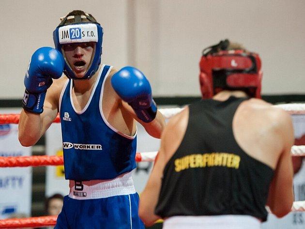 Boxing club Poruba vs. Kometa Brno.