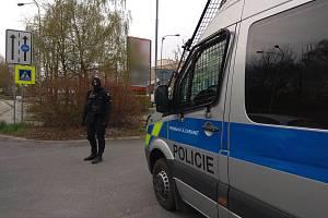 Policie řešila anonymní výhružku bombou. Ilustrační foto.