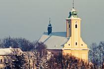 Kostel Sv. Jana z Nepomuku