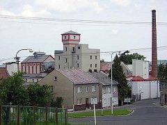 Pohled na Krnovskou škrobárnu. Ilustrační foto.