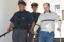 Miroslav Matonoha u soudu