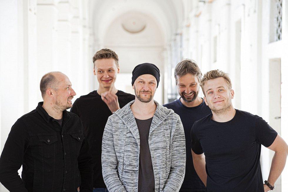 Ostravská kapela Nedivoč