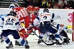 Třinečtí hokejisté porazili Liberec 5:2.