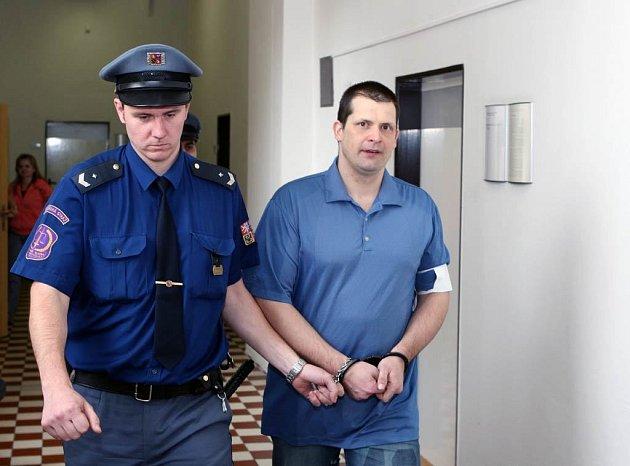 Jiří Kilián u ostravského krajského soudu