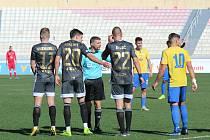 Tipsport Malta cup, zápas o třetí místo: Baník Ostrava - DAC Dunajská Streda