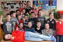Na návštěvě v 3.B Základní školy Volgogradská v Ostravě-Jihu