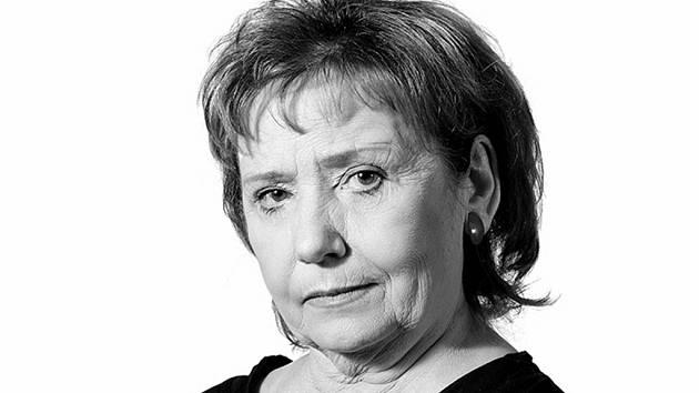 ALEXANDRA GASNÁRKOVÁ na civilním snímku.