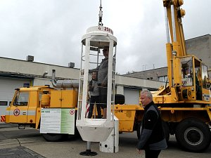 Hlavní báňská záchranná stanice otevřela dveře veřejnosti