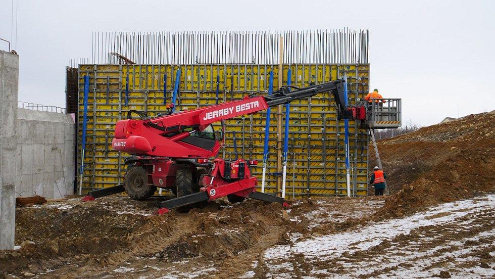Stavba obchvatu Frýdku-Místku pokračuje.