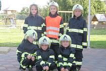 Kus dobré práce odvádějí nošovičtí dobrovolní hasiči především při práci s dětmi a výchově mladé generace.