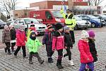 Městský strážník působí od ledna v Klimkovicích.