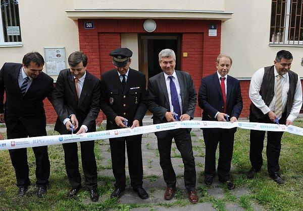 Ostravská městská policie nedávno otevřela kontaktní místo pro veřejnost, které se nachází vdomě vulici Pstruží 501/6 vOstravě-Kunčičkách.