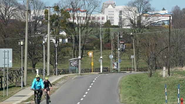 KLIMKOVICE jižně od Ostravy jsou lázeňské městečko, tamní sanatorium ale nyní přerušuje provoz.