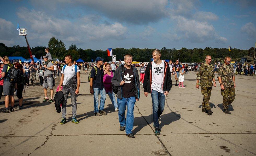 Dny NATO 2018 na letišti v Mošnově.