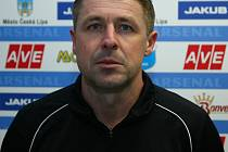 Novým trenérem třineckých fotbalistů se stal Radim Nečas.