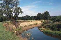 Řeka Odra na ilustračním snímku