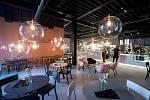 Otevření nové kavárny Co Cafe v jump centru v Dolní oblasti Vítkovice.